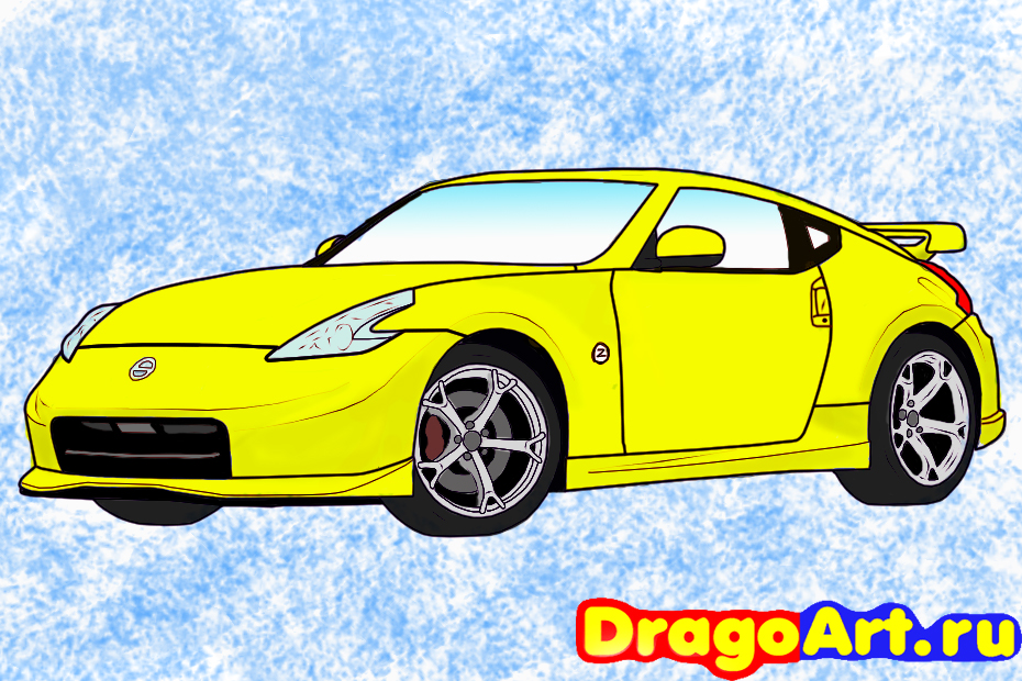 hay_to_draw_the_nissan_370z(1)